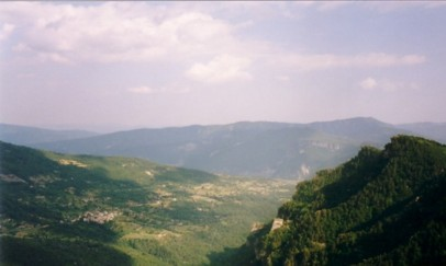 Valley of Argenton